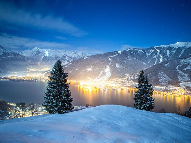 Winterzauber in Zell am See